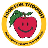 Food For Thought Lanark County Logo