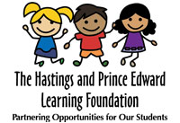 The Hastings and Prince Edward Learning Foundation Logo